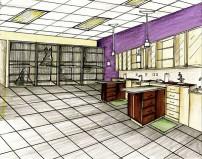 Indianapolis Animal Care & Control-Exam Room Design