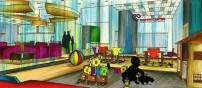 Martin Center Design-Children's Play Room