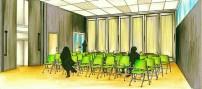 Martin Center-Event Room Design.