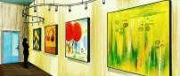 Martin Center-Gallery Hallway Design