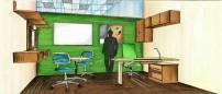 Martin Center-Office Design